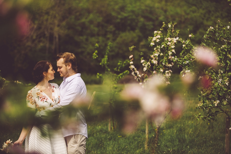 Isle of Wight Engagement photoshoot