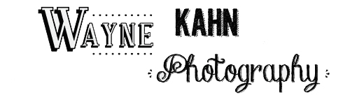 Wayne Kahn Photography logo